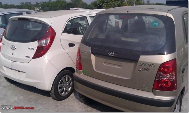 Hyundai Eon Clear Spy Shots (11)
