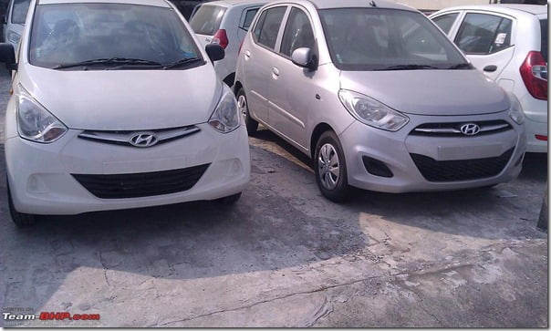 Hyundai Eon Clear Spy Shots (12)