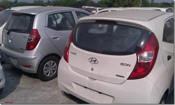 Hyundai Eon Clear Spy Shots (1)