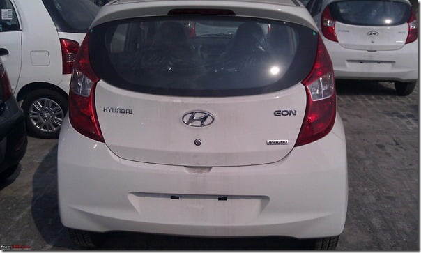 Hyundai Eon Clear Spy Shots (3)