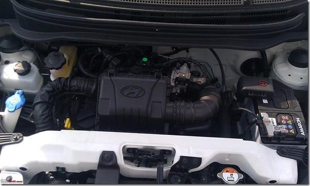 Hyundai Eon Clear Spy Shots (6)