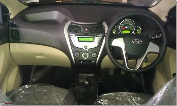 Hyundai Eon Clear Spy Shots (7)