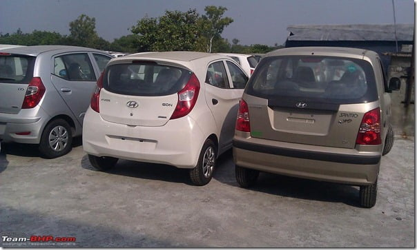 Hyundai Eon Clear Spy Shots (9)