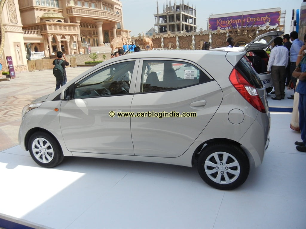 Hyundai Eon Interiors Exteriors Pictures Video Review In Detailed