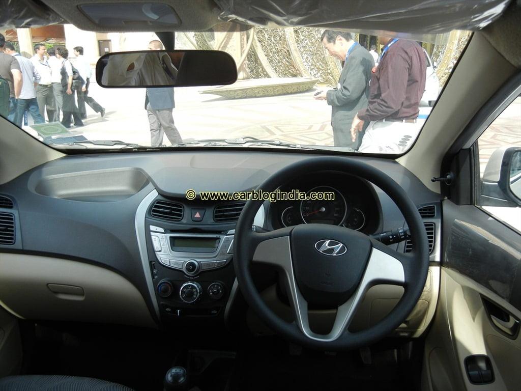 Hyundai Eon Interiors Exteriors Pictures Amp Video Review
