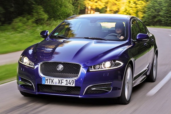 2017 Jaguar Xf Sedan Price In India