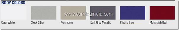 hyundai eon colour options
