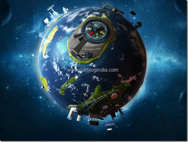 volkswagen India Interactive Volkswagen Planet Website2