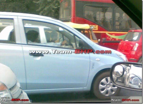 Suzuki Alto JDM Testing In India