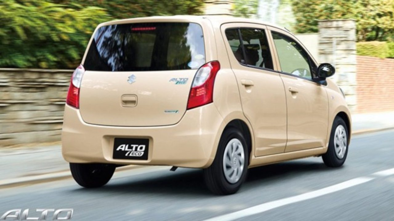 Suzuki Alto Eco With 32 KMPL Petrol Mileage - Indian Launch Possible?
