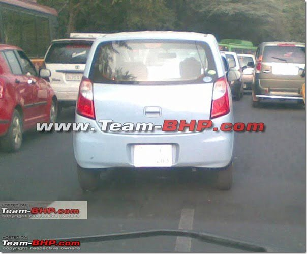 Suzuki Alto JDM Testing In India