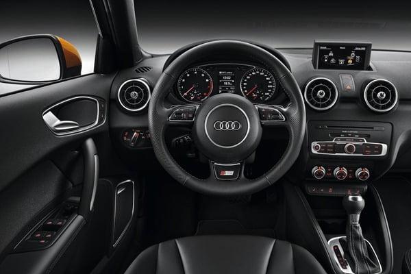 Audi A1 Sportback Hatchback interior