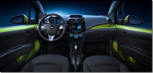 Chevrolet Beat 2013 (Spark In USA) Detailed Features And Official Pictures Revealed