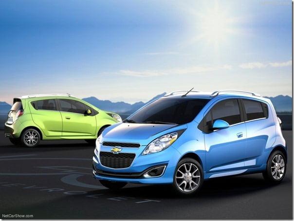 Chevrolet Beat 2013 (1)
