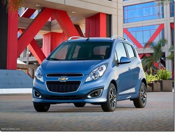 Chevrolet Beat 2013 (2)