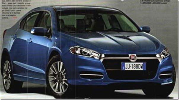 Fiat Linea 2013 New Model