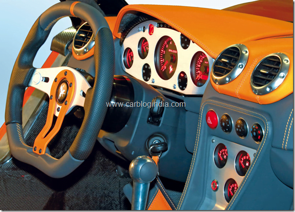 Gumpert Apollo Interiors 1