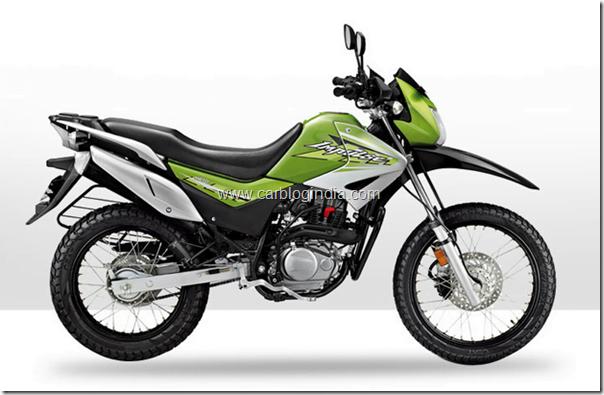 Hero Impulse Dirk Bike Colour Options In India (2)
