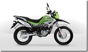 Hero Impulse Dirt Bike Official Picture India (1)