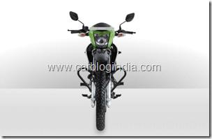 Hero Impulse Dirt Bike Official Picture India (4)