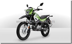 Hero Impulse Dirt Bike Official Picture India (5)