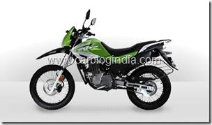 Hero Impulse Dirt Bike Official Picture India (6)