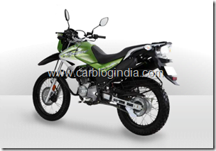 Hero Impulse Dirt Bike Official Picture India (7)
