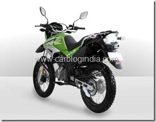 Hero Impulse Dirt Bike Official Picture India (8)