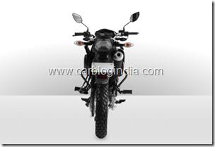 Hero Impulse Dirt Bike Official Picture India (9)