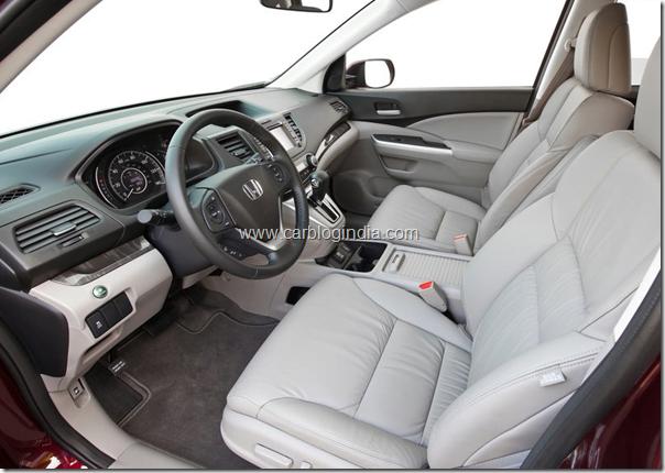 Honda CRV 2012 New Model Sales Start On 2 December 2011 in Japan– India Launch In 2012