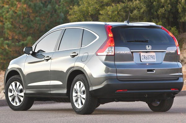 2012 Honda CR-V SUV Model Launched In US-Detailed Specifications, Features and Official Video