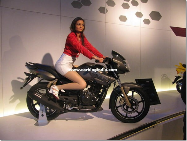 New Model Of Apache RTR With More Sporty Instinct Coming Soon