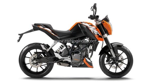 KTM Duke 200 CC Bike (3)