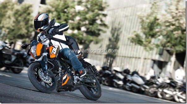KTM Duke 200 CC Bike (5)
