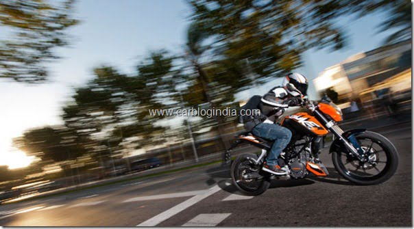 KTM Duke 200 CC Bike (6)