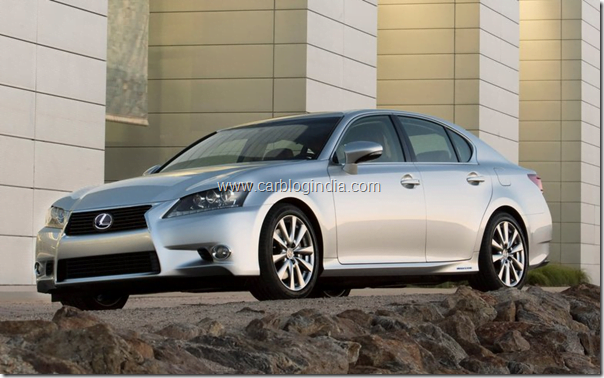 Official– Lexus To Launch Cars In India In 2013