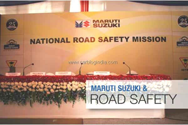 Maruti Suzuki Driving School