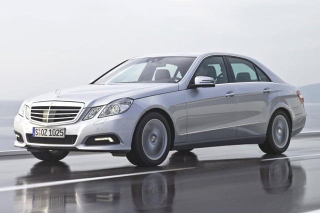 Mercedes E Class E220 CDI Diesel Model Launched At Rs 44 50 Lakhs(On