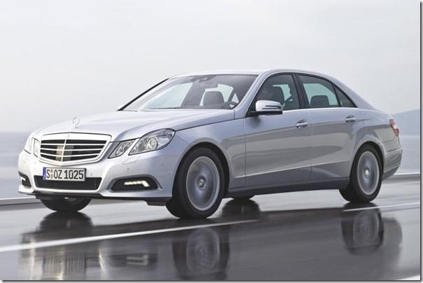 Mercedes-Benz-E-Class E220 CDI