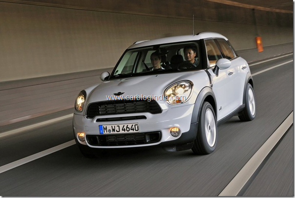 """First Three """"Mini"""" Cars To Be Launched In India In January 2012 At Auto Expo 2012"""