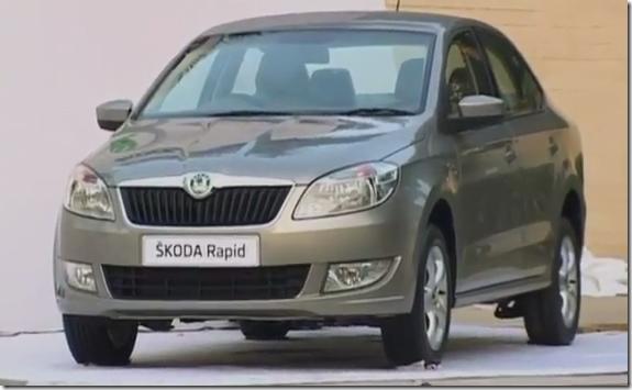 Skoda Rapid India (1)