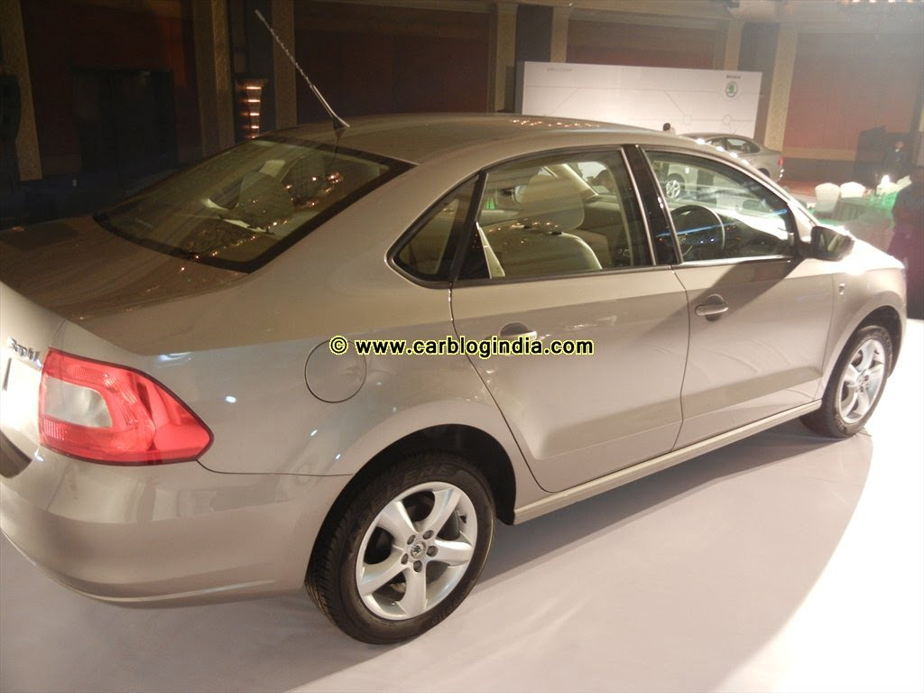 Skoda Rapid Officially Launched In India Price Specifications