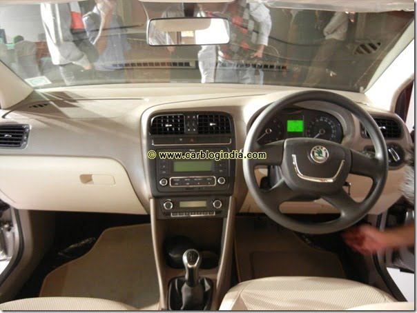 Confused b w skoda rapid diesel and ford fietsa diesel detailed comparison for Skoda rapid interior and exterior photos