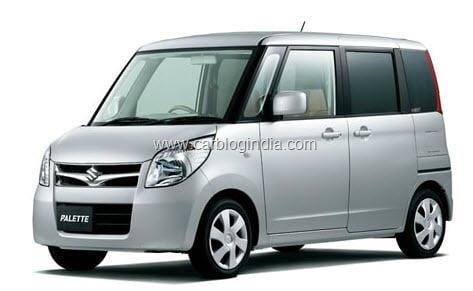 Suzuki Pilatte Small Car Japan