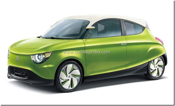 Suzuki Regnia Concept Car (1)