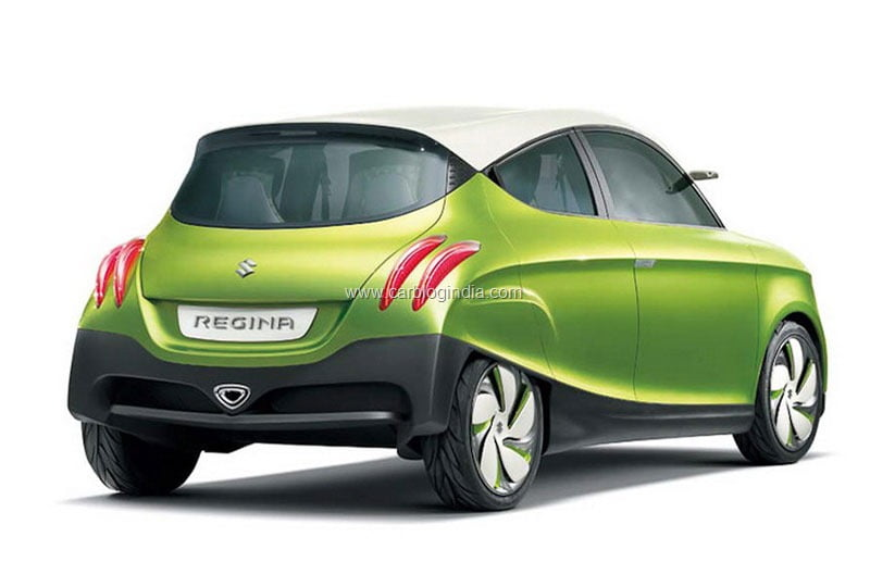 Suzuki Regnia Official Pictures - Details, Expert Review, Features