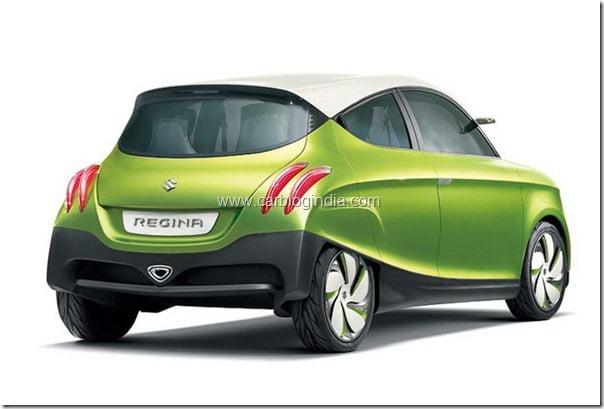Suzuki Regnia Concept Car (2)