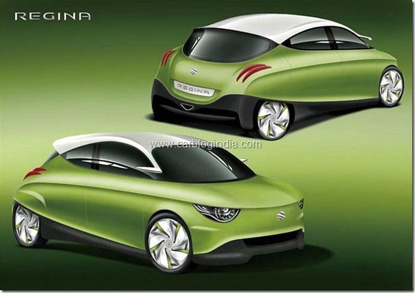 Suzuki Regnia Concept Car (6)