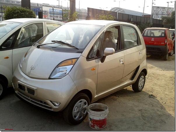 Tata Nano New Model India (2)