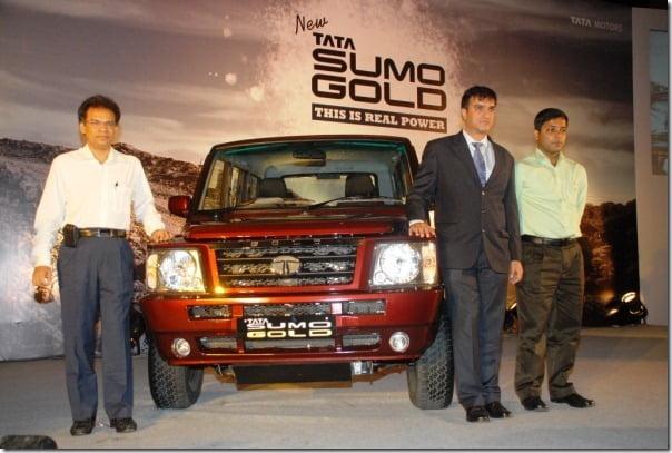 Tata Sumo Gold 2011 India